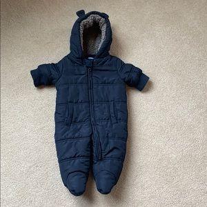 Children's Place Baby Snowsuit 0-3 months